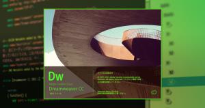 【Dreamweaver CC 2015.1】ページ全体のレイアウト作業を「DOMパネル」で効率的に