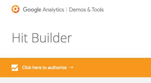 Hit Builderにログイン