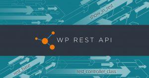 WordPress REST API で、カスタム投稿タイプなどの情報を取得する
