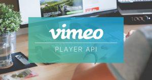 VimeoのPlayer APIを使ってプレーヤーを操作する