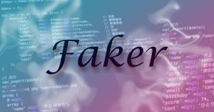Faker で大量のダミーデータを作り、JSON や CSV 形式で出力させるまで