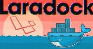 Laravel開発環境をLaradockで構築する