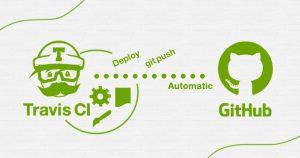 Travis CI から GitHub へ git push を行う設定