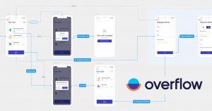 チームデザイナー御用達!画面遷移図作成ツール『Overflow』【使い方編】